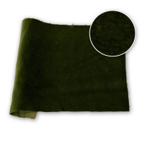 Cotton Velvet Velour DFR Sage 48 in / 122 cm