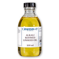 Roberson Alkali Refined Linseed Oil