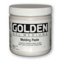 Golden Molding Paste - Light, Hard, Standard