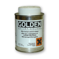 Golden MSA Varnish Satin