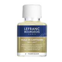 Lefranc Safflower Oil 75ml