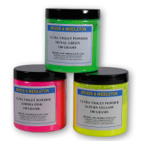 UV Reactive Pigments 500 grams
