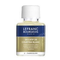 Lefranc White Courtrai Drier